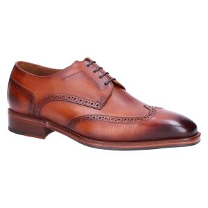 4970.88-001 Veterschoen cognac patina