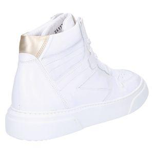 D 1450 Sneakerboot wit