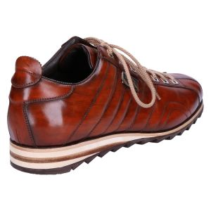 0894 Sneaker cognac lana rif