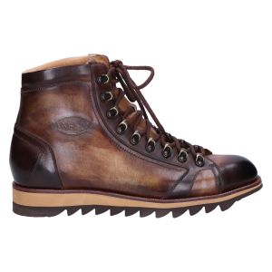 3056 Veterboot marrone cacao lana soft