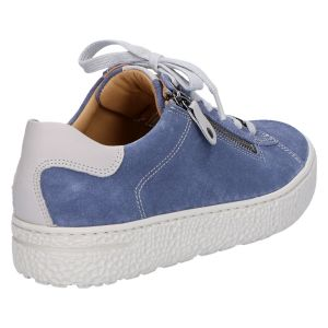 140162 Sneaker aqua/jeans suede