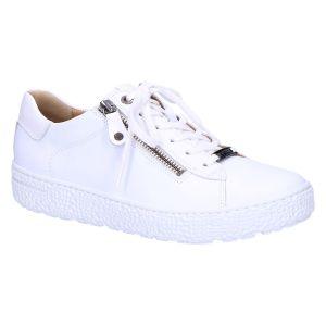 140962 Sneaker wit leer