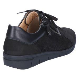 93762 Veterschoen zwart dessin