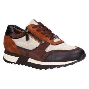 2-302823 Barcelona Sneaker bruin  multi
