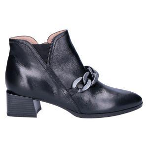 HI211680 Enkellaars zwart accessoire 4 cm