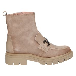 HI211892 Loaferboot taupe suede