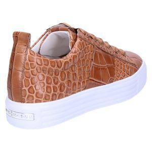 31-14510 Sneaker caramello kroko