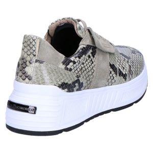 31-32610 Sneaker schilf/groen snake
