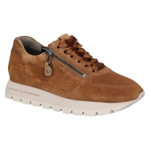 41-28240 Sneaker wood/camel suede