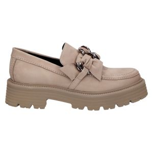 61-34640 Loafer taupe nubuk accessoire