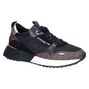 Theo Trainer Sneaker black logo