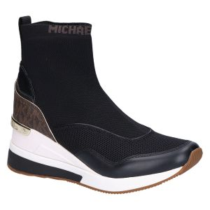 Swift Boot sleehak zwart/bruin stretch