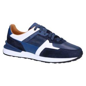 22945 Sneaker azul boltan crosta