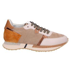Verbania Sneaker beige/ecru/cognac