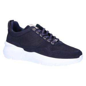 Elven Tanuki Sneaker navy nubuck