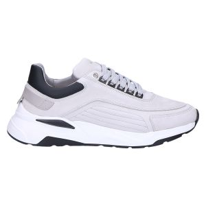Dusk Maltan Sneaker light grey nubuck