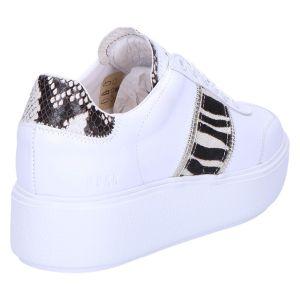Elisa Ziya Sneaker white leather