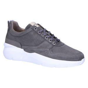 Elven Tanuki Sneaker grey nubuck