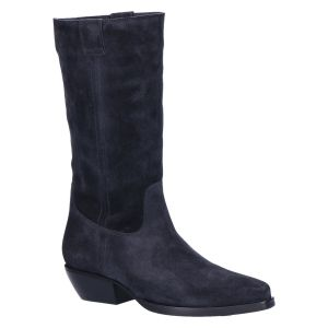 Holly Dana Slouchy Boot black suede