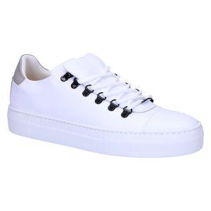 Jagger Classic Sneaker white leer