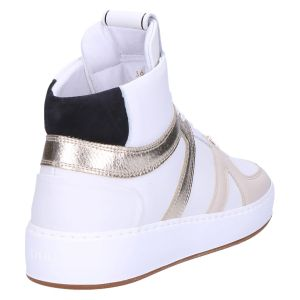 21041701 Jiro Dunk Nari  white/gold leather