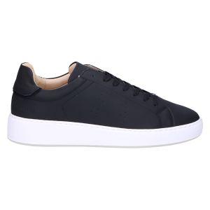 Jiro Banks Sneaker black leather