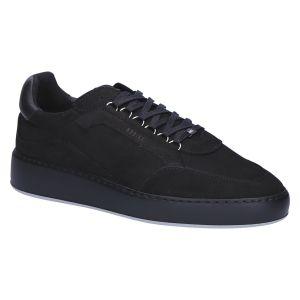 Jiro Jade Sneaker black nubuck