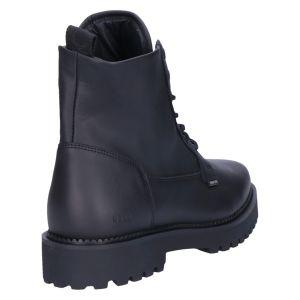 Logan Day Veterboot black leather