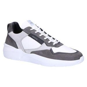 Roque Road Sneaker grey combi nubuck dew