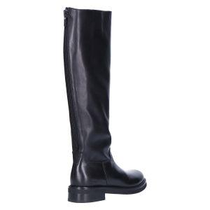 21041300 Sarray Zip black leather