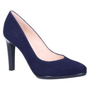 78911 Herdi Pump notte/blauw suede 9.5 cm