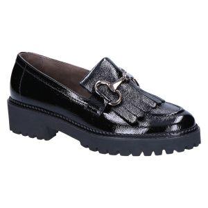 2901 Loafer black softlak