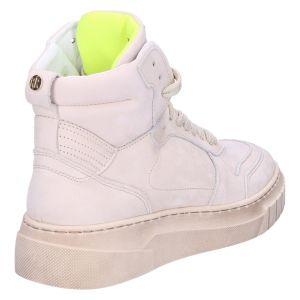 71194 High Top Sneaker beige nubuk