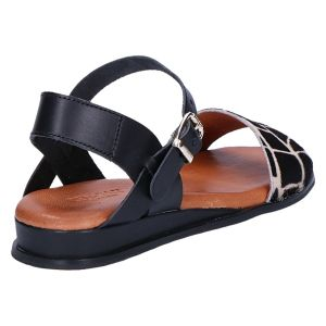 79372 Sandaal zwart kombi