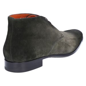 7416 Veterboot green cashmere suede