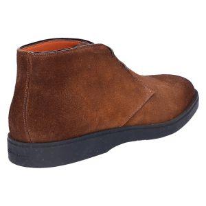 17297 Veterboot brown suede
