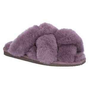 2100045 Gabrielle Slipper purple