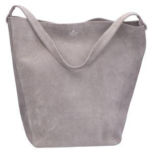 CPH Bag 014 crosta light grey 32x45x15 cm.
