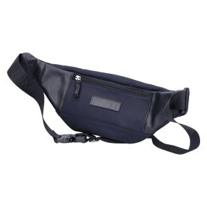 Bumbag Tas black artificial