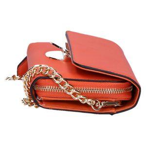 VPS3TP213 Falcor Wallet with strap oranje