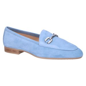 Dalcy_21 Mocassin jeans suede