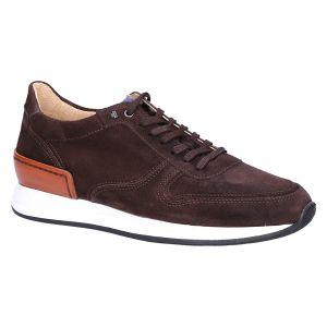 16334/06 Sneaker dark brown suede