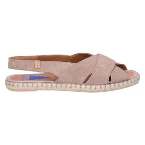 Cala Sandaal piedra/taupe suede
