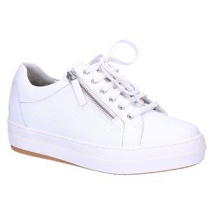 1327 Anna Sneaker wit leer