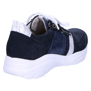 740002 H-Anita Sneaker marine blauw
