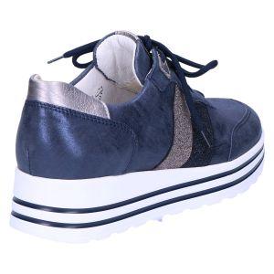 758003 H-Lana Sneaker blauw multi