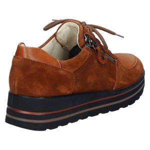 758004 H-Lana Sneaker cognac suede