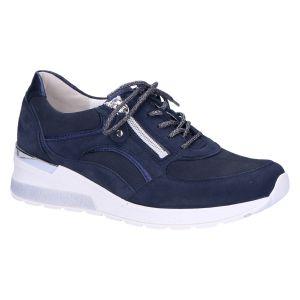 939011 H-Clara Sneaker marine blauw