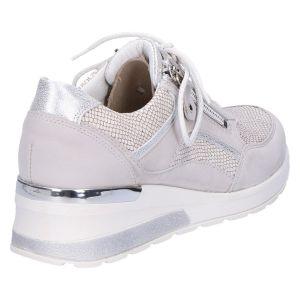 939011 H-Clara Sneaker cement/zilver