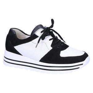 758002 H-Lana Sneaker zwart wit